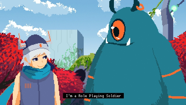 SKY-HI 「Role Playing Soldier」のイメージ
