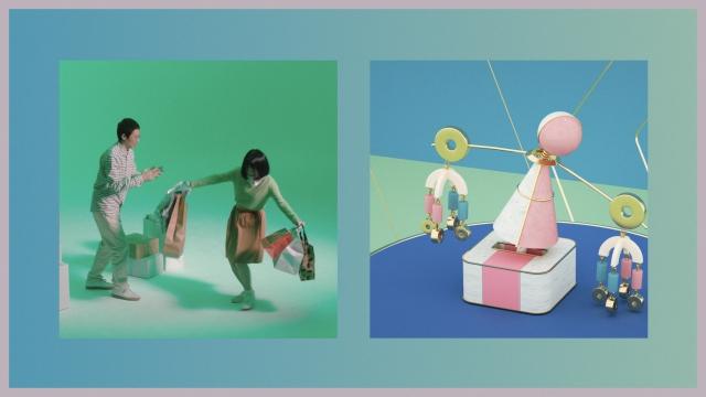 YUKI 「やたらとシンクロニシティ」のイメージ