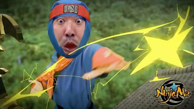 アプリ「Ninja Me」のイメージ