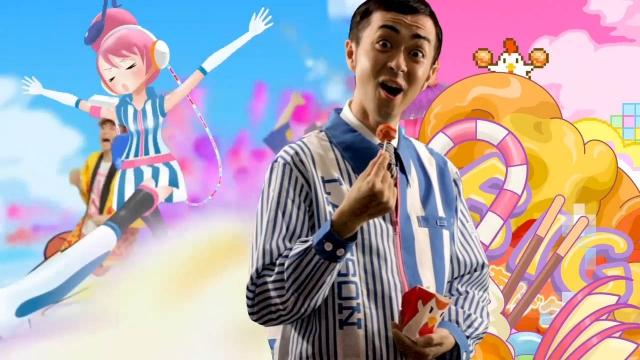 ヒャダイン × LAWSON「からあげクン音頭2012 リリリリ☆リミックス」のイメージ