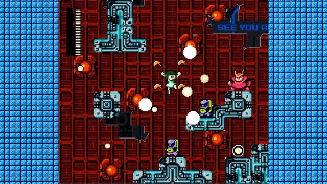 TEAM SHACHI×ロックマン「Rocket Queen feat. MCU」のイメージ