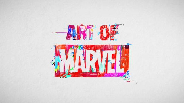 UT × MARVEL「ART OF MARVEL」のイメージ