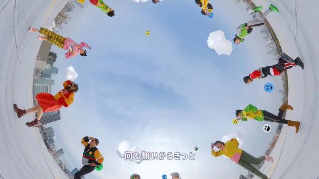 NHK Eテレ「天才てれびくんhello – エンディング 2020」のイメージ